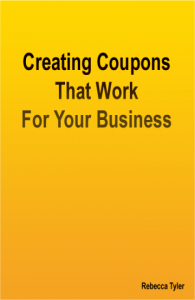 Creating coupons for a successful pub business